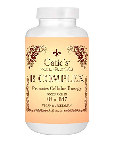 Catie's Whole Food B-Complex - 150 Capsules