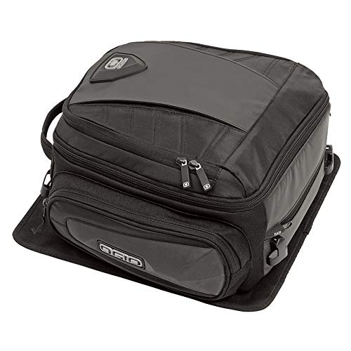 - OGIO 110091.36 Stealth Black Duffle Tail Bag
