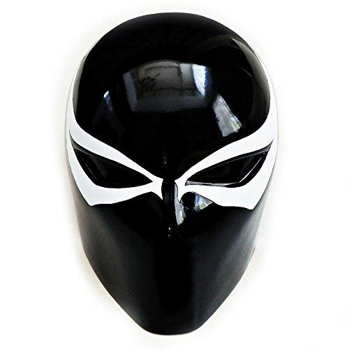 Custom Wearable Halloween Costume Cosplay Movie Prop Mask Gift Agent Venom Helmet MA197]()