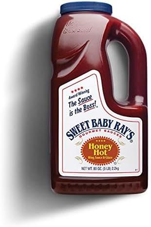 Sauces & Marinades: Sweet Baby Ray's Honey Hot