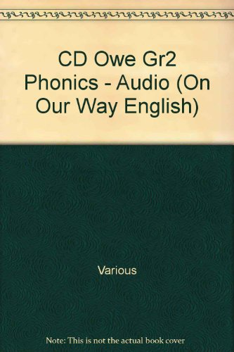 Gr2 Cd - CD Owe Gr2 Phonics - Audio (On Our Way English)