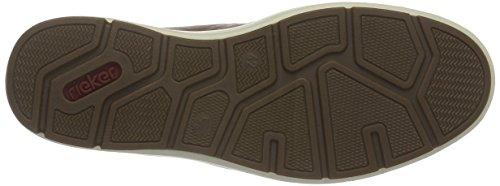 Moro Rieker 12444 Marron 26 Navy Cigar Marron Hautes Sneakers Homme B8WABr