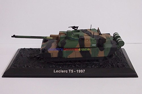 New 1/72 Diecast Tank France MBT - France Shooter