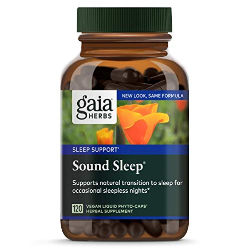 Gaia Herbs Sound Sleep