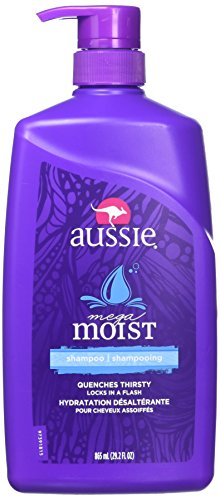 Aussie Shampoo Moist Pump 29.2 Ounce