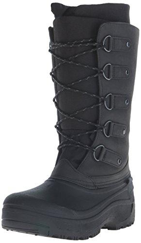 Tatiana Women's Black Boot Tundra Winter pf4UqzWnw