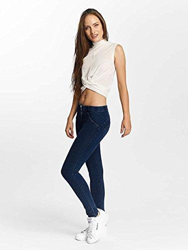 Wrup Snug Jeans Freddy Blu Skinny Donna dzqd5w