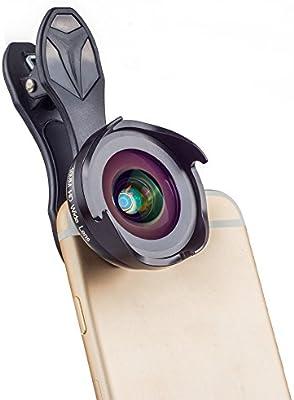 ZED- HD Profesional Gran Angular Lente Macro y Gradient Filter Cpl Nd Filter Lens para Smartphone Teléfono móvil Kit de Lentes de cámara: Amazon.es: Electrónica