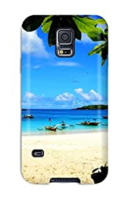 Best Ideal Case Cover For Galaxy S5(calaguas), Protective Stylish Case