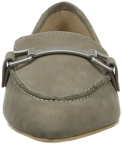 cheap sale find great buy cheap prices Buffalo London Women's 216-3547 Nubuck Loafers Grey (Grey 01) excellent cheap price for cheap online footaction cheap online hvndDD0g2
