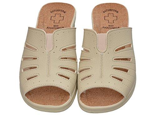 Sanitarie Bawal Comodo 41 Scarpe Da 36 Bianco Pantofole Nero Sughero  Ciabatte Ospedale Beige Lavoro Donna Sandalias ... ce0c5d4a8b6