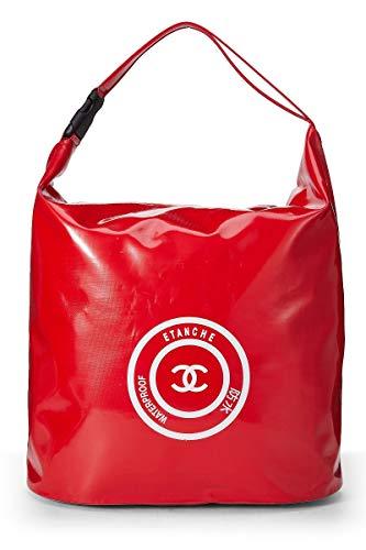 Red Chanel Handbag - 7
