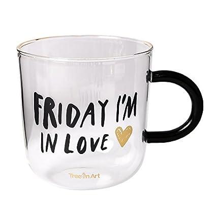 TIANLIANG04 Tazas、Tazas de café、mug Una Taza Con Un Vaso, Una Familia