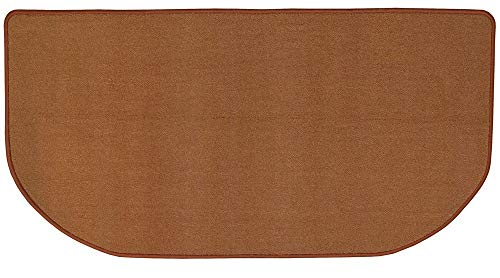 UniFlame Sand PP Hearth Rug (Hearth Color Solid Rugs)