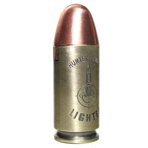Bullet Refillable Butane Lighter - 4