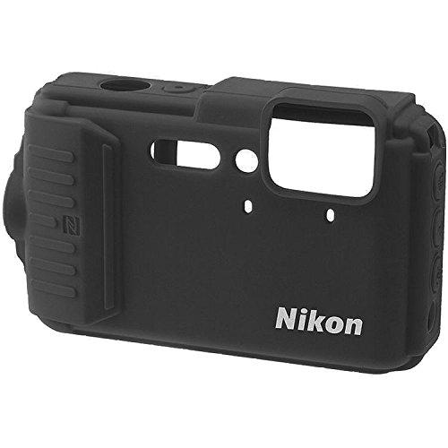 Nikon CF-CP002 Silicone Jacket for COOLPIX AW130 Camera, Black