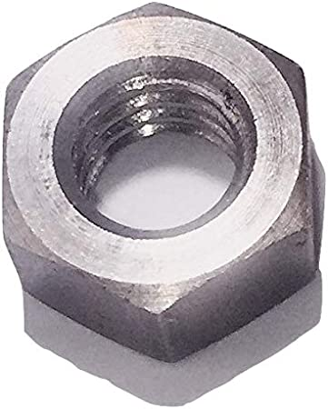 316 Stainless Steel Finished Hex Nut UNF 1//4-28 Qty 100