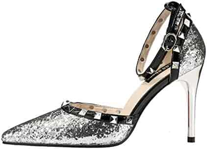 766afdbb23258 Shopping $50 to $100 - Silver - Shoes - Women - Clothing, Shoes ...