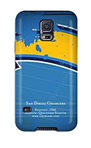 monica i. richardson's Shop Best 6592141K253792843 saniegohargers NFL Sports & Colleges newest Samsung Galaxy S5 cases