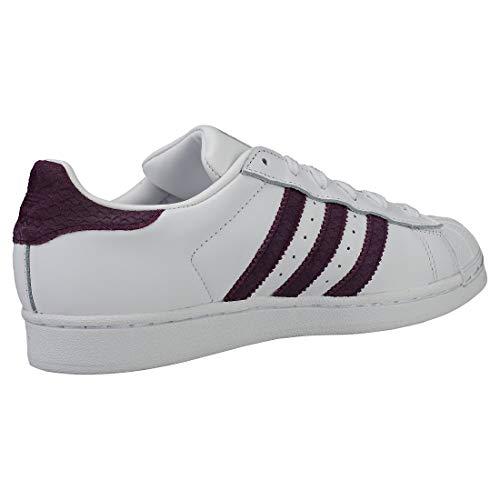 Adidas W 0 Fitness Scarpe Superstar Da Donna ftwbla Bianco rojnoc plamet rRPqr5wS