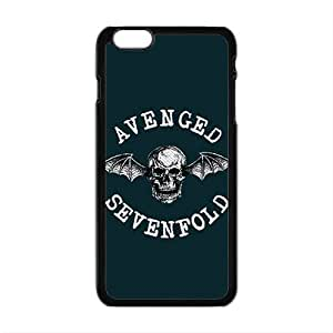 Avenged Sevenfold Fashion Comstom Plastic case cover For Iphone 6 Plus