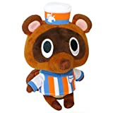 Little Buddy Toys USA Animal Crossing New Leaf Timmy Convenience Store Clerk 5.5-Inch Plush