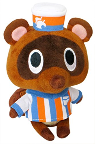 Little Buddy USA Animal Crossing New Leaf Timmy Convenience Store Clerk 5.5