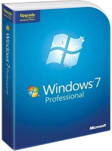 Microsoft Windows Professional Upgrade Version product image