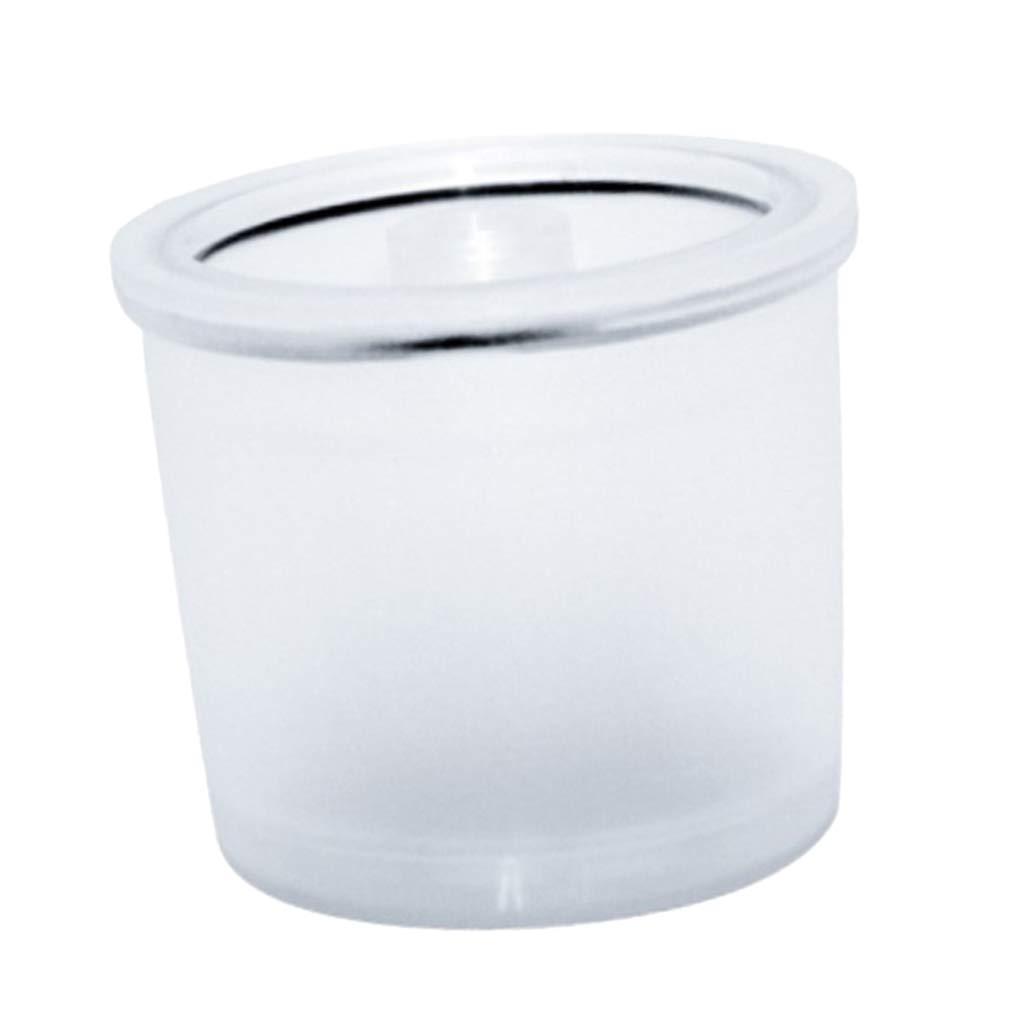 Flameer ステンレススチール コーヒーフィルター 詰め替え可能 コーヒーカプセル ポッドカップ クリア 4d30d12c4c81353f5fc705a91601ea88  クリア B07K6SW9N5