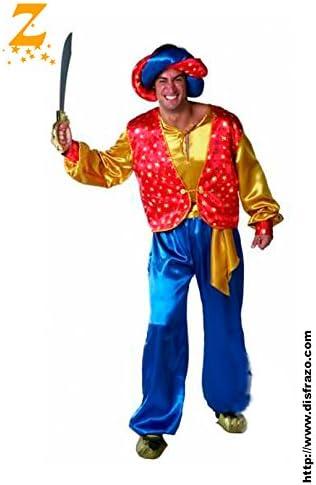 Disfraz de Moro adulto: Amazon.es: Juguetes y juegos