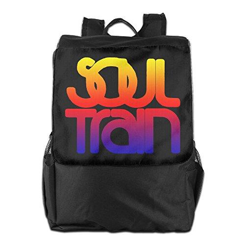 AIJFW Outdoor Travel Bag - American Musical Variety TV Program Unisex Backpack Daypack Bookbags Rucksack Shoulder Bag
