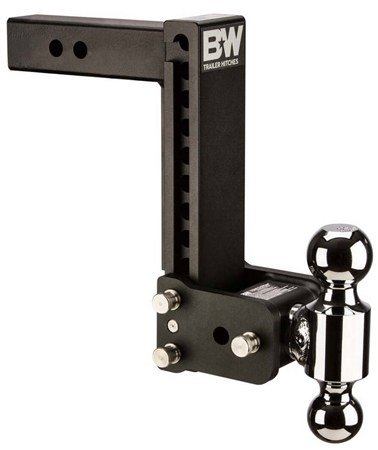 B&W Hitches TS10043B 9'' Double Ball Tow And Stow