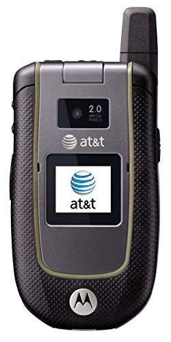Gsm Phones Motorola Mobile (Motorola Tundra VA76r Rugged GSM Cell Phone AT&T (Certified Refurbished))