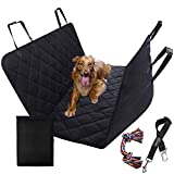 Cheap Car Dog Seat Cover, Pet Car Seat Cover, Dog hammock for back seat for Cars, Trucks, and SUVs – Black, 100% Waterproof, Nonslip and Anti-scratch