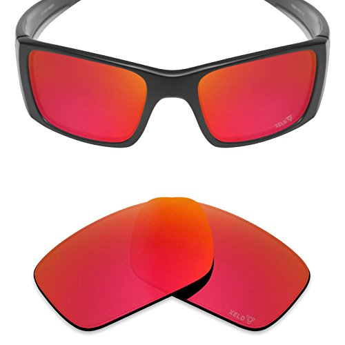 Mryok XELD Replacement Lenses for Oakley Fuel Cell - Johnny - Johnny Sunglasses