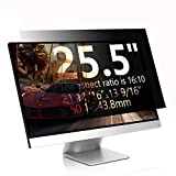 MAYAMANG Privacy Screen Protector 25.5 Inch 16:10 Monitor, Privacy Filter for Widescreen PC Computer, Monitor Privacy Screen 25.5 Inch, Anti-Glare Computer Privacy Screen, Monitor Protector