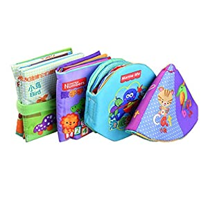 Vinayakart 4PCS Children's Soft Cloth...
