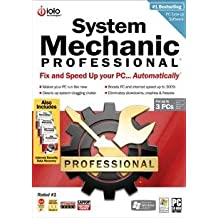 SYSTEM MECHANIC PROFESSIONAL - UP TO 3 PCS (WIN 2000XPVISTAWIN 7)