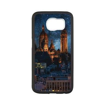 Samsung Galaxy S6 Cell Phone Case Black Magnificent European ...