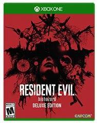 Resident Evil 7 biohazard Deluxe Edition XBOX ONE レジデント イービル 7 バイオハザードデラックス版 北米英語版 [並行輸入品]