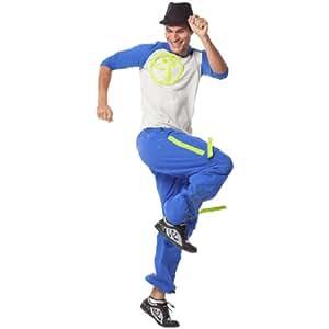 Amazon.com: Zumba Fitness Men's Jump and Jive Cargo Pants ...
