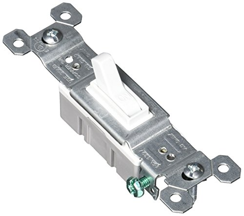 PASS & SEYMOUR 660WG 15A WHT SP Tog Switch (Tog Dimmer)