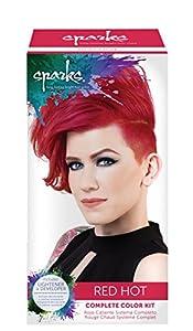 1. Sparks Complete Color Kit, Red Hot