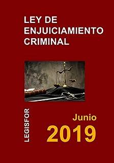 Ley de Enjuiciamiento Criminal: y legislación complementaria ...
