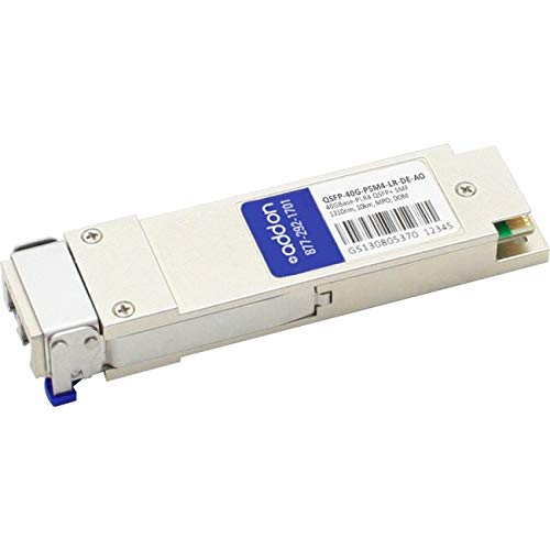 Image of Audio & Video Accessories AddOn Dell Qsfp-40G-PSM4-Lr Comp Taa Qsfp