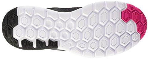 Nike Flex Erfaring Rn 5 Løpesko Svart / Hvit // Rosa Folie