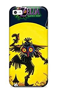 TYH - Fashionable Style Case Cover Skin For ipod Touch 4- Zelda phone case