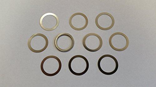 Products Shim (5/8 x 24 Barrel Shim Muzzle Brake Alignment Shim Kit .308 7.62 indexing)