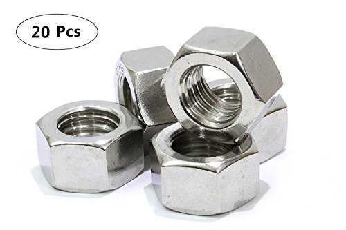 - Stainless Hex Nut Pack of 20 (M14)