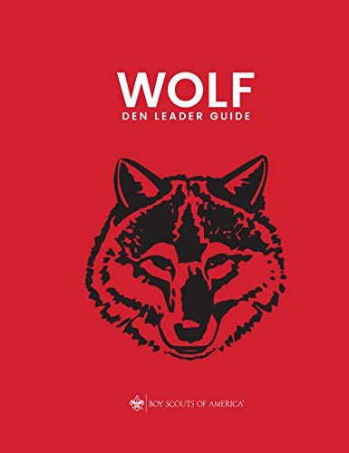 Cub Scout Wolf Den Leader - Scout Cub Wolf Book